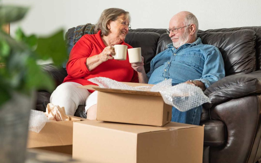 Downsizing Tips Before a Move to Assisted Living
